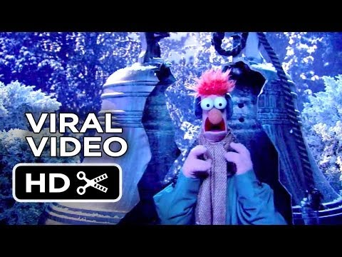 Muppets Most Wanted Viral Video - Ringing of The Bells (2014) - Tina Fey Movie HD