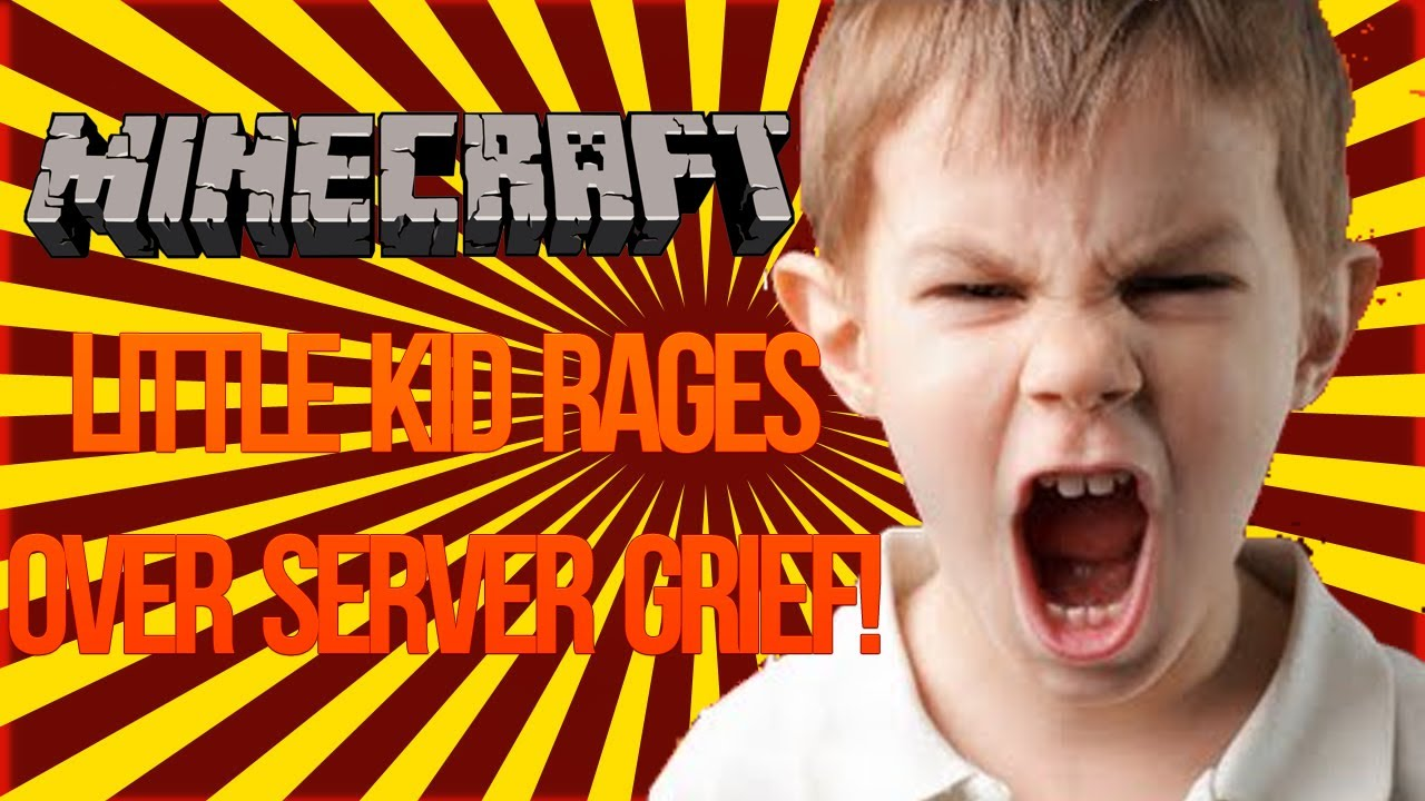 Funny Rage Funny 9 Year Old Rages Over