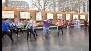 Download Lagu Perfect Proposal Flash Mob in Leicester Square! Gratis STAFABAND