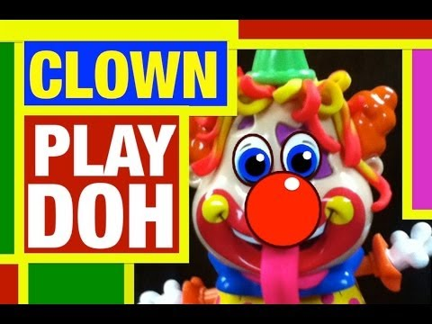 Play-Doh Party Clown Dough FAIL Toy Review by Mike Mozart of TheToyChannel