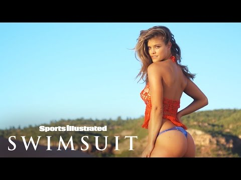 Nina Agdal Intimates | Sports Illustrated Swimsuit 2015