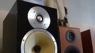 Speaker Extravaganza featuring:  B&W, Klipsch, Definitive Technology, and WLM.