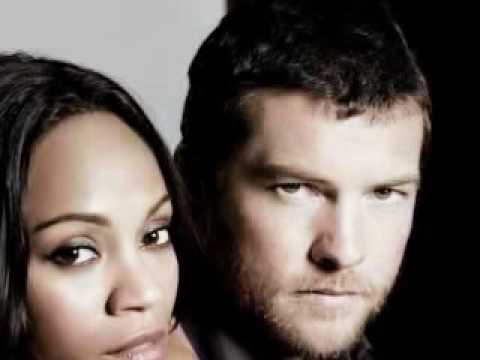 Sam Worthington &  Zoë Saldaña
