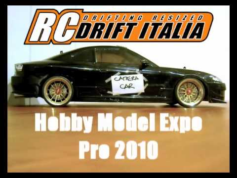 Hobby Model Expo Pro 2010 (Novegro) RC Drift - tHeo's onboard camera - Session 1