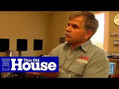 How to repair squeaky wood floors this old house youtube for How to stop a wood floor from squeaking