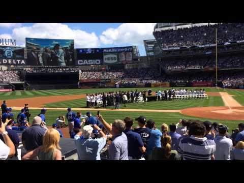 Introduction of Derek Jeter- Yankee Stadium, Derek Jeter Retirement Day