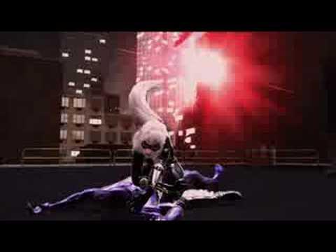 Black Cat Spiderman Web Of Shadows Voice
