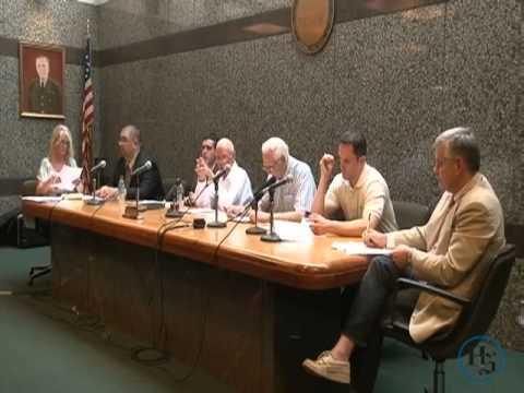 Uniontown City Council regular meeting