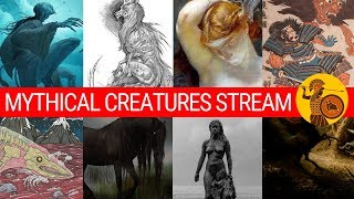 AspectHistory Stream - Mythical Creatures Rewatch