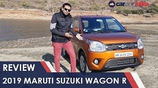 2019 Maruti Suzuki Wagon R Review | NDTV carandbike