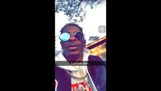 Shatta Wale shoots another crazy video in SA!! Would this be better than Gringo?