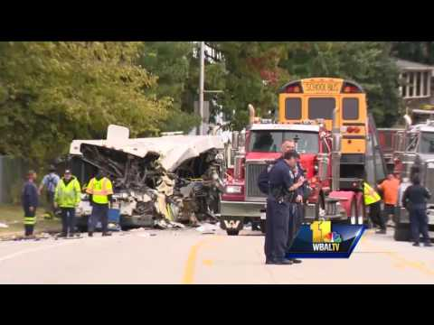 Video: Investigation examines possible causes of fatal bus crash