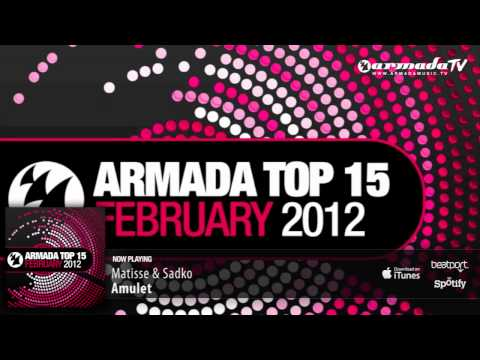 Out now: Armada Top 15 – February 2012