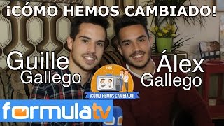 Álex y Guille Gallego: