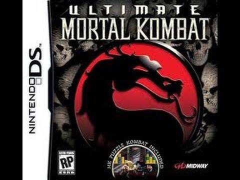Ultimate Mortal Kombat (Nintendo DS)