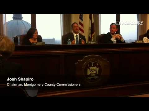 @MercuryX Video from today's @MontcoPa commissioners vote 2 provide $500,000 to @CaroselatPtown and