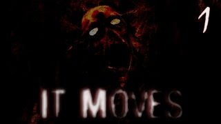 """It Moves - """"Dreams Aren't Fun"""" Horror Game, Manly Let's Play Pt.1"""