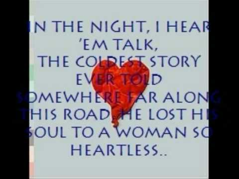 Heartless - Kanye West - With Lyrics! video