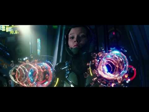 【環太平洋2:起義時刻】軍刀雅典娜-3月21日 IMAX同步震撼登場