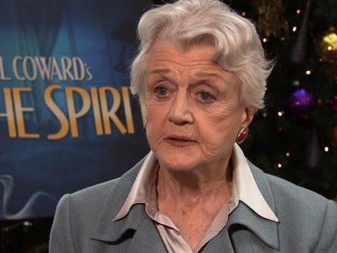 'Blithe Spirit' Co-stars Talk Angela Lansbury