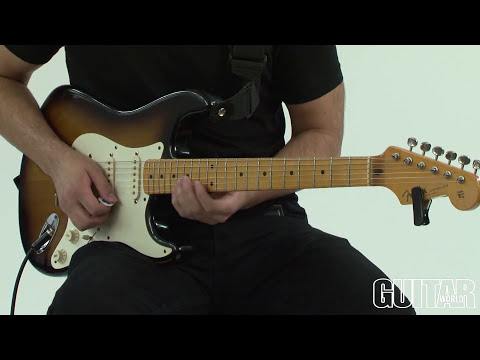 Betcha Can't Play This - Insane Eric Johnson-inspired Lick by Elliot Klein