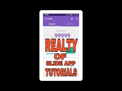 Reality of Slide App Hacking Tutorials Usama Butt