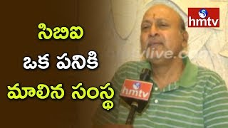 Ajeya Kallam Respose on TTD Controversy | Face To Face With hmtv