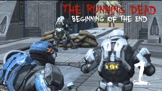 The Running Dead: Beginning of the End - Part 1/6 (Halo Reach Zombie Machinima)
