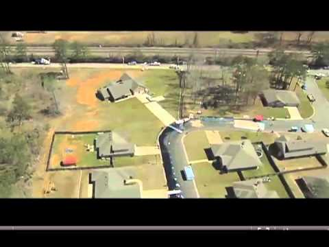 AMAZING Aerial Footage of Arkansas Exxon Oil Spill!
