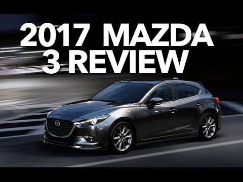 2017 Mazda 3 Full Review Crazy Headlights And Road Test