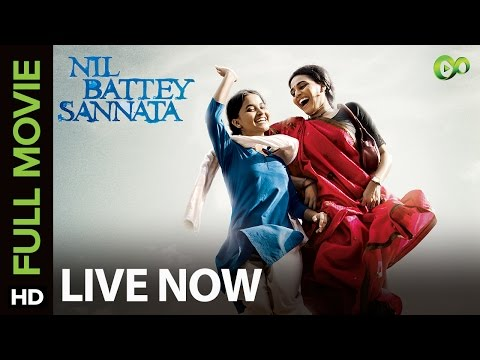 Nil Battey Sannata | Full Movie LIVE On Eros Now | Swara Bhaskar, Ratna Pathak