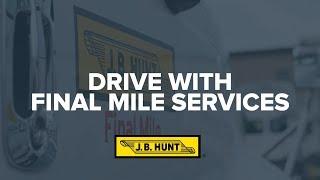 Veteran Jobs with J.B. Hunt Transport