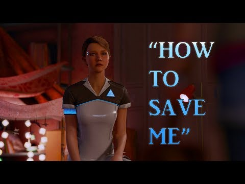 Detroit: Become Human - How to save Alice, Kara & Keep Todd Alive (Best Ending)