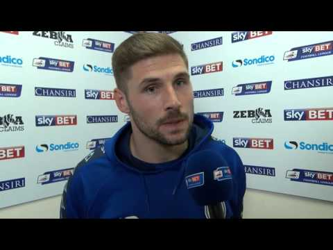 Gary Hooper reviews the Owls' 3-0 win over Cardiff City