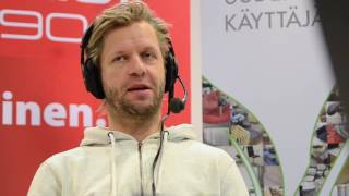 8.12.2016 Haastattelu: Tomi Kallio
