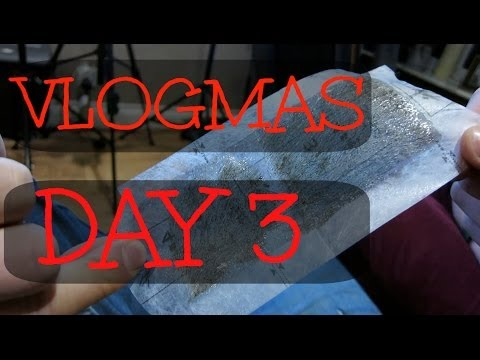 THATCHERJOE'S VLOGMAS- DAY 3