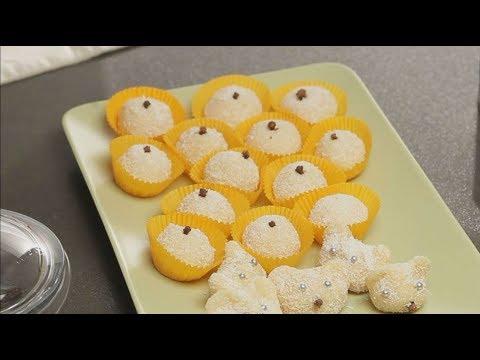 Trufas blancas con leche condensada la Lechera - Recetas rápidas Nestlé