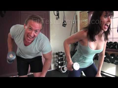 Fitness Shake Weight Workout