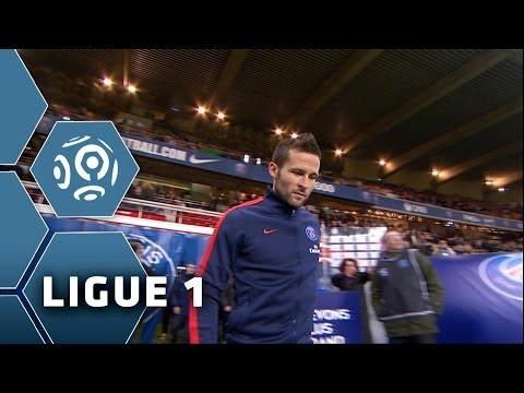 La présentation de Yohan Cabaye au PARC - PSG - Bordeaux - Ligue 1 - 2013/2014