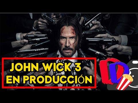 JOHN WICK 3 SE ESTRENARÁ PRONTO DEBIDO AL ÉXITO DE LA FRANQUICIA