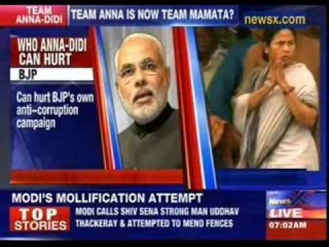 Anna begins Delhi proxy war