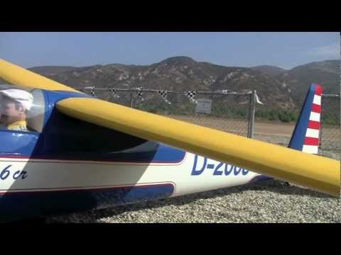 RC giant airplane airshow Black Starr 2010 July Part I