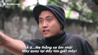 Moc meo tap 54   Chuyện tình Tắc Kè  Hài học đường