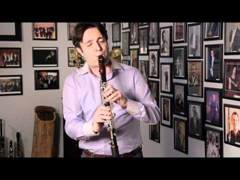 Backun Studio Series | The Copland Cadenza with Jose Franch-Ballester