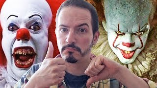 STEPHEN KING'S IT • IT CHAPTER 1 • IT CHAPTER 2 - Official Teaser Trailers REACTION + REVIEW