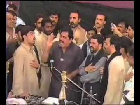 D.i.khan Bawa Sibtain Shah Noha ''jainda Naa Babay De Zeenat Ha'' video