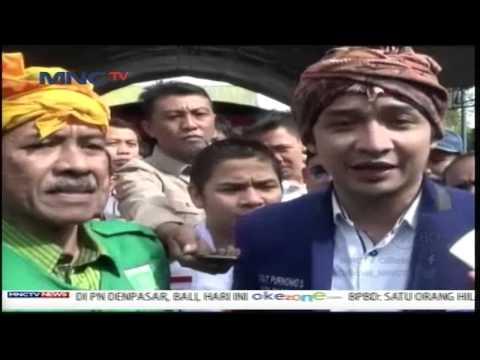 Pasha Ungu Mencalonkan Diri Jadi Wakil Walikota Palu - Lintas Siang (28/7)