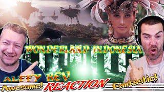 Download lagu ''SIMPLY STUNNING!'' Wonderland Indonesia - Alffy Rev Reaction (ft. Novia Bachmid)