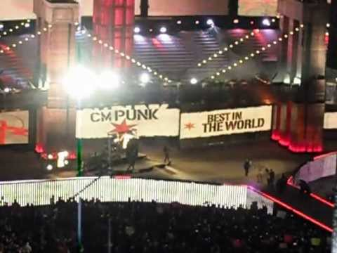 Living Colour's Performance-wrestlemania 29 4 7 13 video