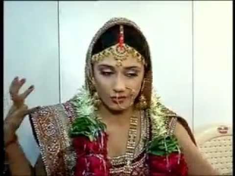 Ragini khanna in Sasural Genda Phool Live Shooting (Suhana Ishaan...